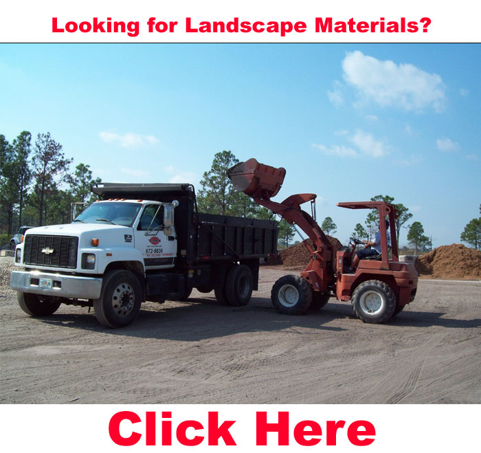 Landscape Materials, Tractor Work, Retaining Walls, Waterfalls and Aquascapes